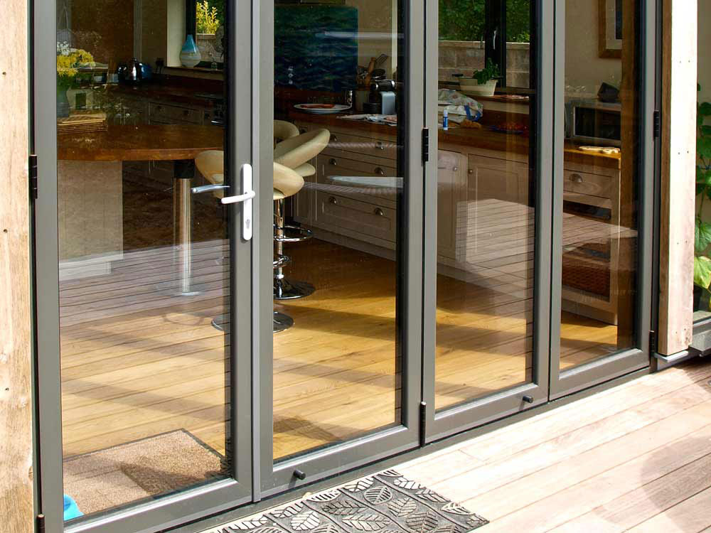 Aluminium Bi Fold Doors Witham Aluminium Bi Fold Doors