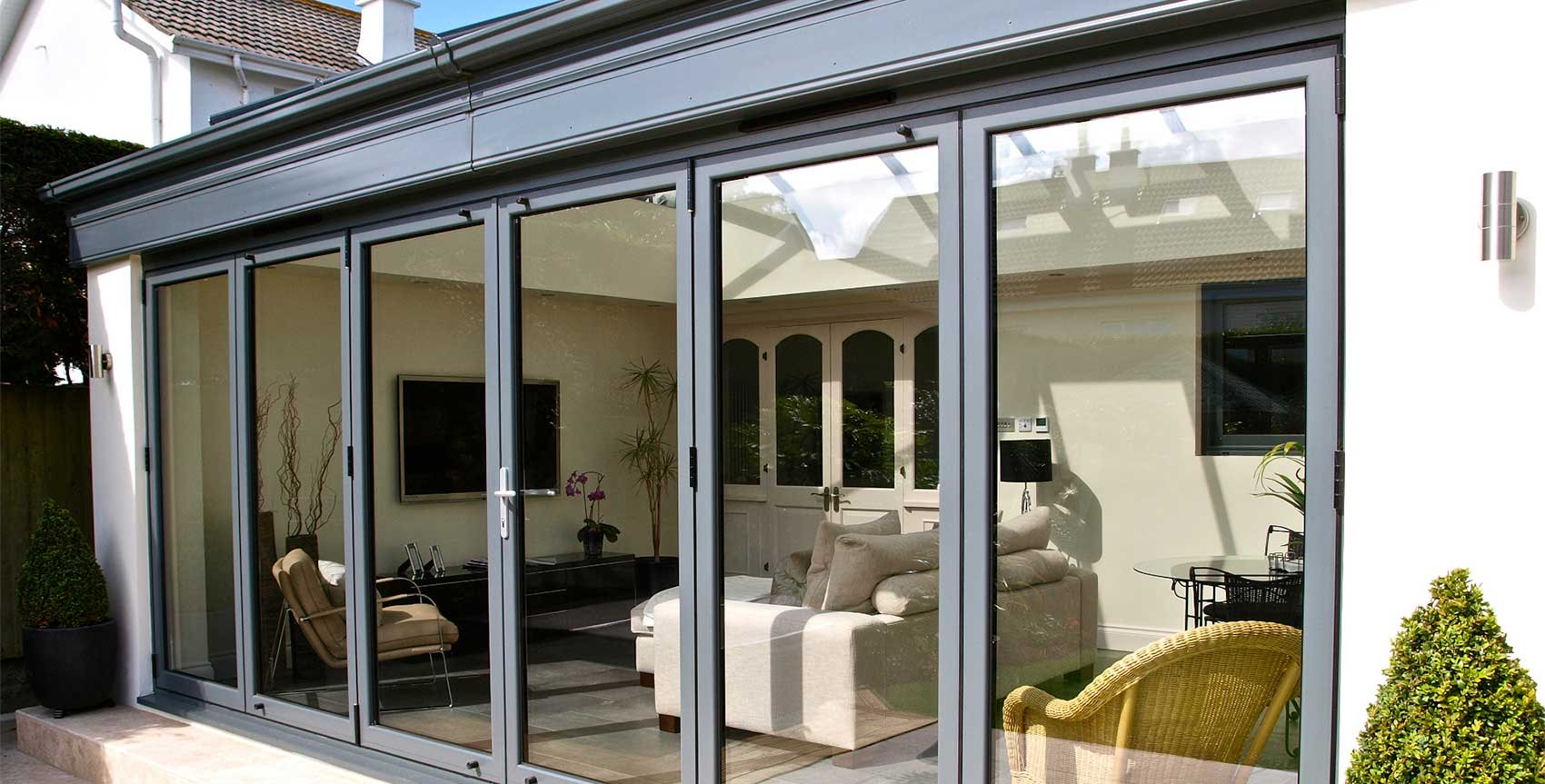 Aluminium Double Glazing Witham