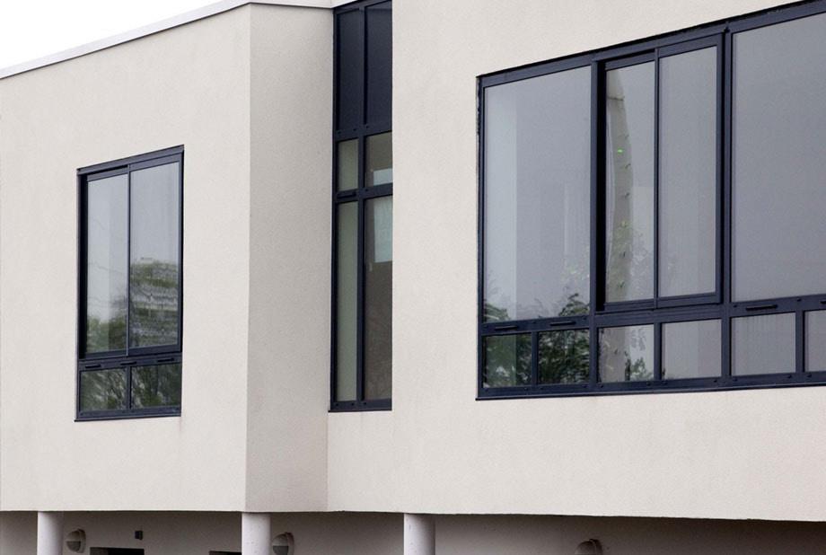aluminium aluk windows