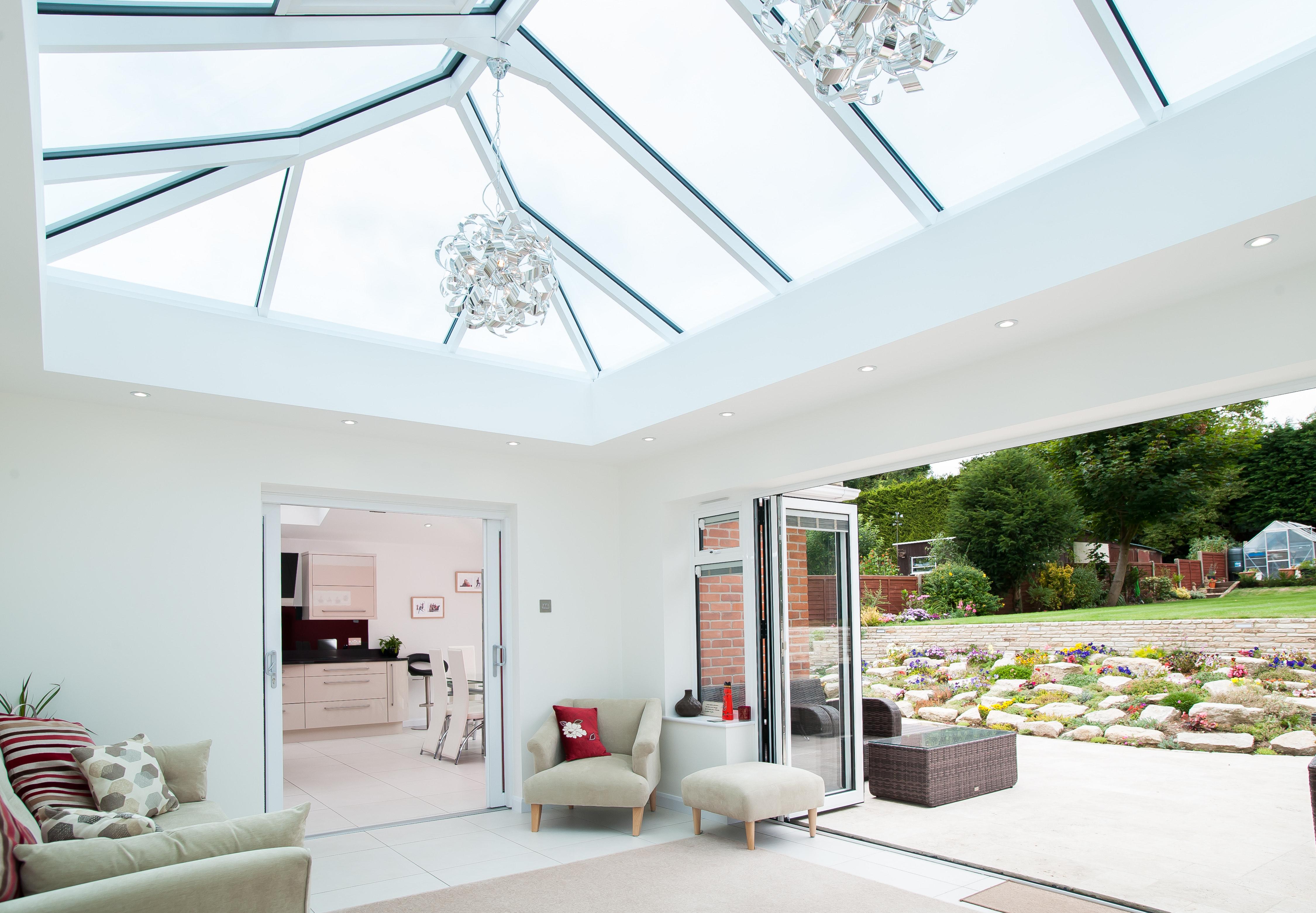 aluminium atlas roof lantern